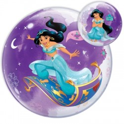 "Disney Princess Jasmine 22"" Bubble Balloon"