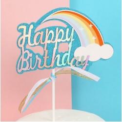 Cake Topper - Happy Birthday (13)