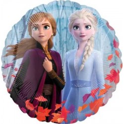"Disney Frozen II 18"" Foil Balloon"