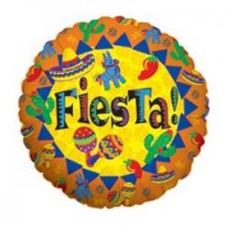 "Fiesta! 18"" Foil Balloon"