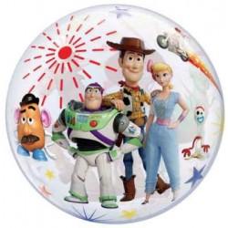 "Toy Story 4 22"" Bubble Balloon"