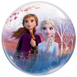 "Disney Frozen II 22"" Bubble Balloon"
