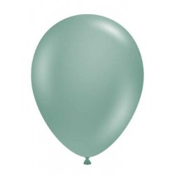 """11"""" Round Willow Latex Balloon (with helium)"""