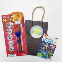Pre-filled Party Favor Bag - Space