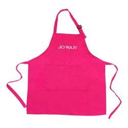 Personalized Apron - Hot Pink
