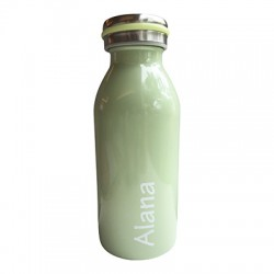 Personalized Bottle - Light Green