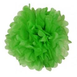Tissue Pom Pom - Lime Green
