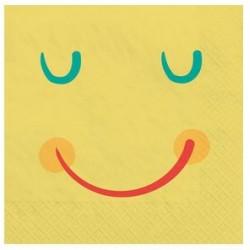 All Smiles Napkin, 16pcs
