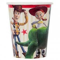 Toy Story 4 9oz Paper Cup, 8pcs