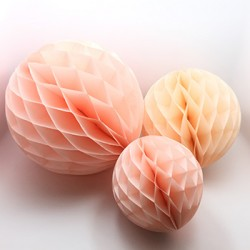 Honeycomb - Rose Pink