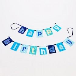 Bunting - Boy's Birthday