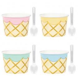 Ice Cream Treat Cup, 8pcs