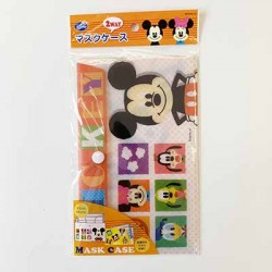 Mask Case - Mickey Colorful (JP)