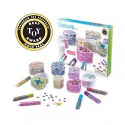 Glittery Treasure Boxes - Creative Kit