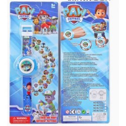 Paw Patrol Projector Watch
