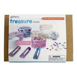 Glittery Treasure Box Kit