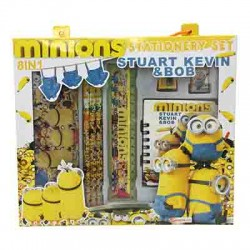 Stationary Set - Despicable Me Minion
