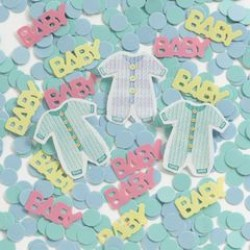 Baby Clothes Printed Confetti