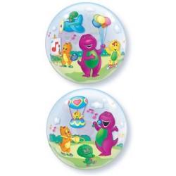 "Barney 22"" Bubble Balloon"