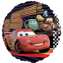 "Cars Lightning McQueen & Group 18"" Foil Balloon"