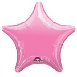 "19"" Star Metallic Lavender Foil Balloon"