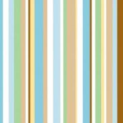 Tiny Toes - Blue Napkin 24.8 x 24.7 cm, 18pcs