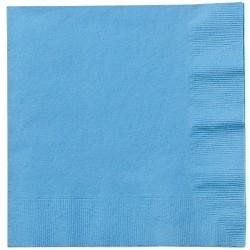 Light Blue Paper Napkin 33 x 33 cm, 20pcs