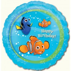 "Nemo Happy Birthday 18"" Foil Balloon"
