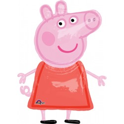 "Peppa Pig Airwalker Balloon - 36""W x 48""H"