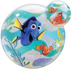 "Finding Dory 22"" Bubble Balloon"