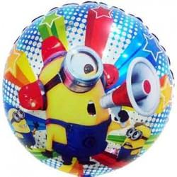 "Despicable Me Minion Blue 18"" Foil Balloon"