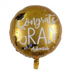 "Graduation 18"" Foil Balloon"