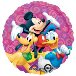 "Disney Celebration 17"" Foil Balloon"
