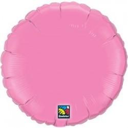 "18"" Circle Rose Foil Balloon"
