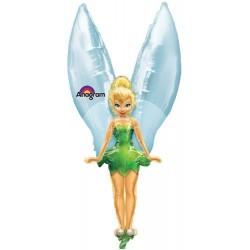 "Tinkerbell Shape Balloon- 24""W x 45""H"
