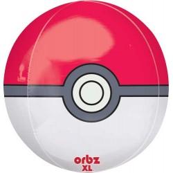 """Pokemon Ball Orbz - 15"""" W x 16"""" H"""