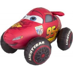 "Cars 3 Airwalker Foil Balloon - 41""W x 27""H"