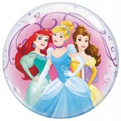 "Disney Princesses 22"" Bubble Balloon"