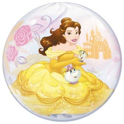 "Disney Princess Belle 22"" Bubble Balloon"