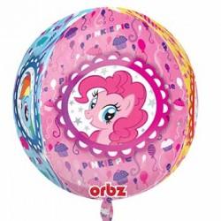 """My Little Pony Orbz - 15"""" W x 16"""" H"""