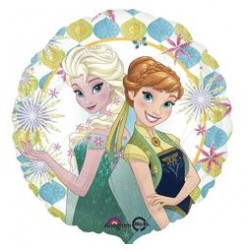 "Disney Frozen Fever 17"" Foil Balloon"