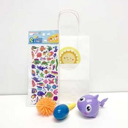 Pre-filled Party Favor Bag - Under The Sea
