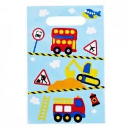 """Transport Loot Bag 6"""" x 9"""", 12pcs"""