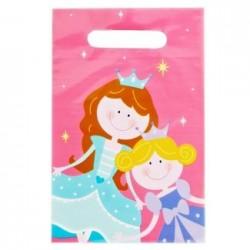 "Princess Loot Bag 6"" x 9"", 12pcs"