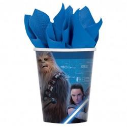 Star Wars Episode VIII 9oz Paper Cup, 8pcs