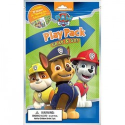 Paw Patrol Play Pack