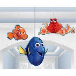 Finding Dory Honeycomb Decoration