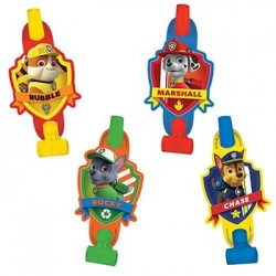 Paw Patrol Blowout, 8pcs