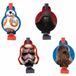 Star Wars Ep Vll Blowout, 8pcs