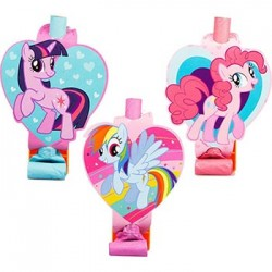 My Little Pony Blowout, 8pcs